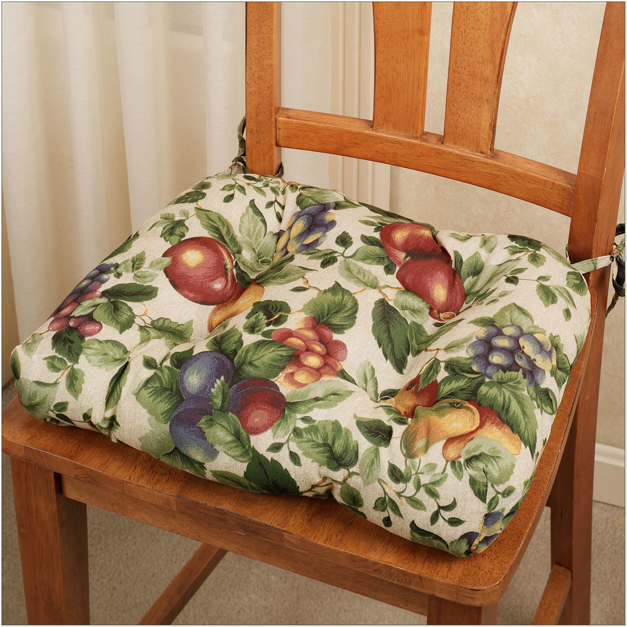 Pier One Kitchen Chair Pads