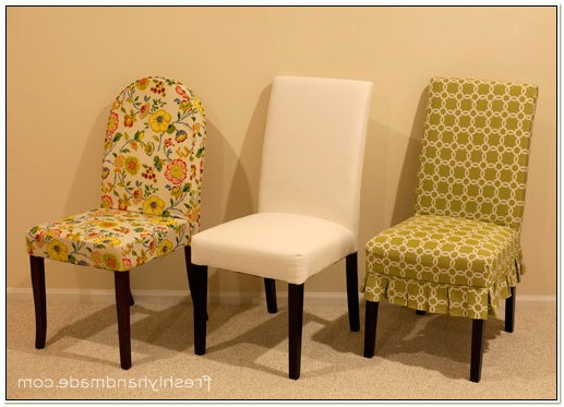 Pier One Parsons Chair Slipcover