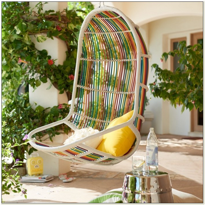 Pier One Patio Hanging Chair