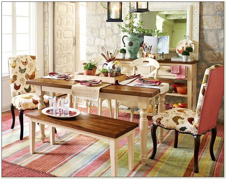 Pier One Rooster Dining Chairs
