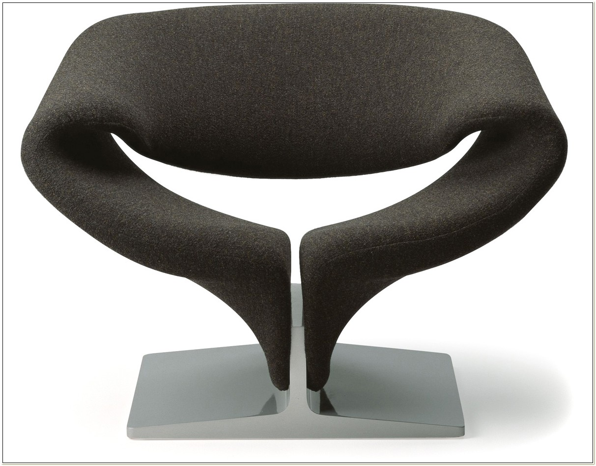 Pierre Paulin Ribbon Chair