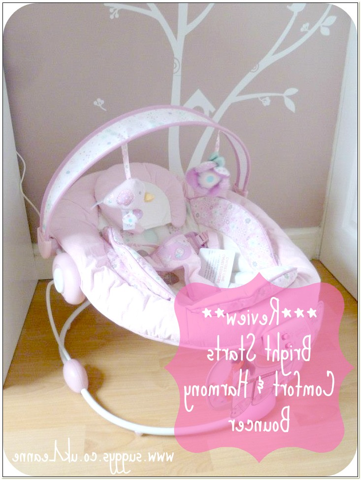 Pink Baby Bouncer Chair Uk