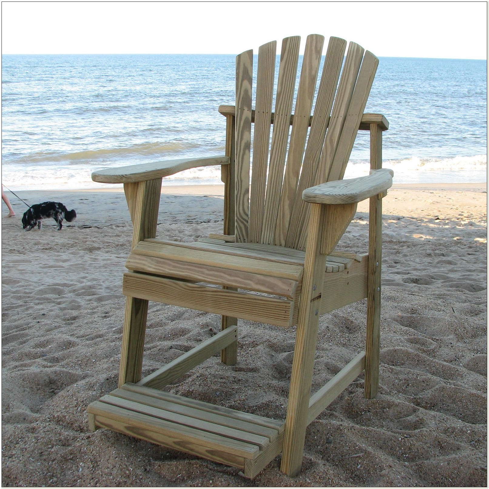Plans To Build Tall Adirondack Chairs