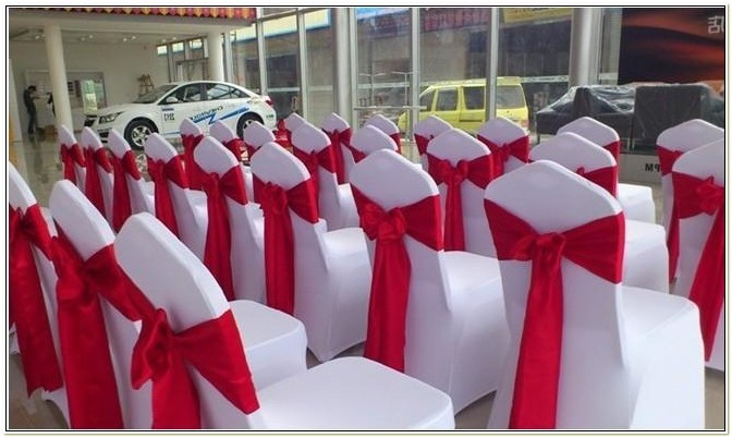 Plastic Banquet Chair Covers