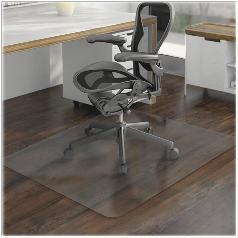 Plastic Office Chair Floor Mat