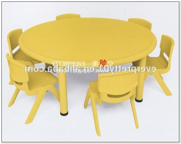 Playschool Table And Chairs