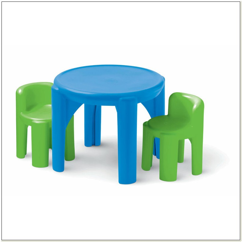 Playskool Table And Chairs