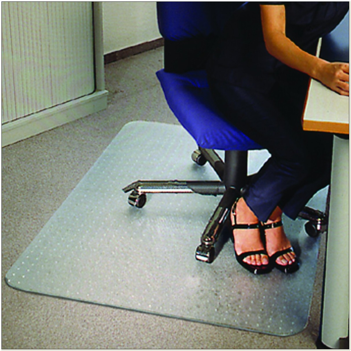 Polycarbonate Chair Mat For Carpet