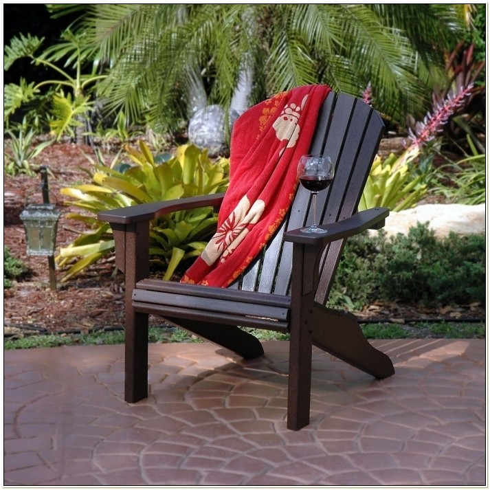 Polywood Adirondack Chair Kits
