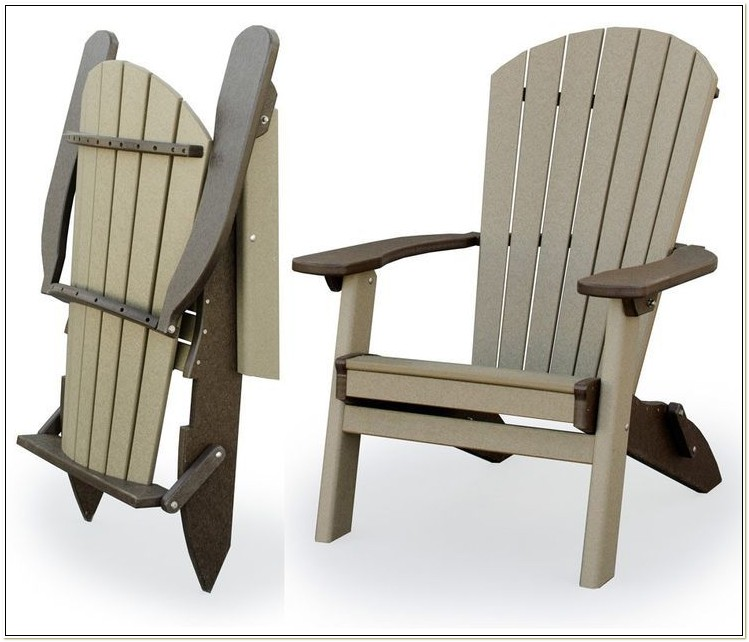 Polywood Adirondack Chair Plans