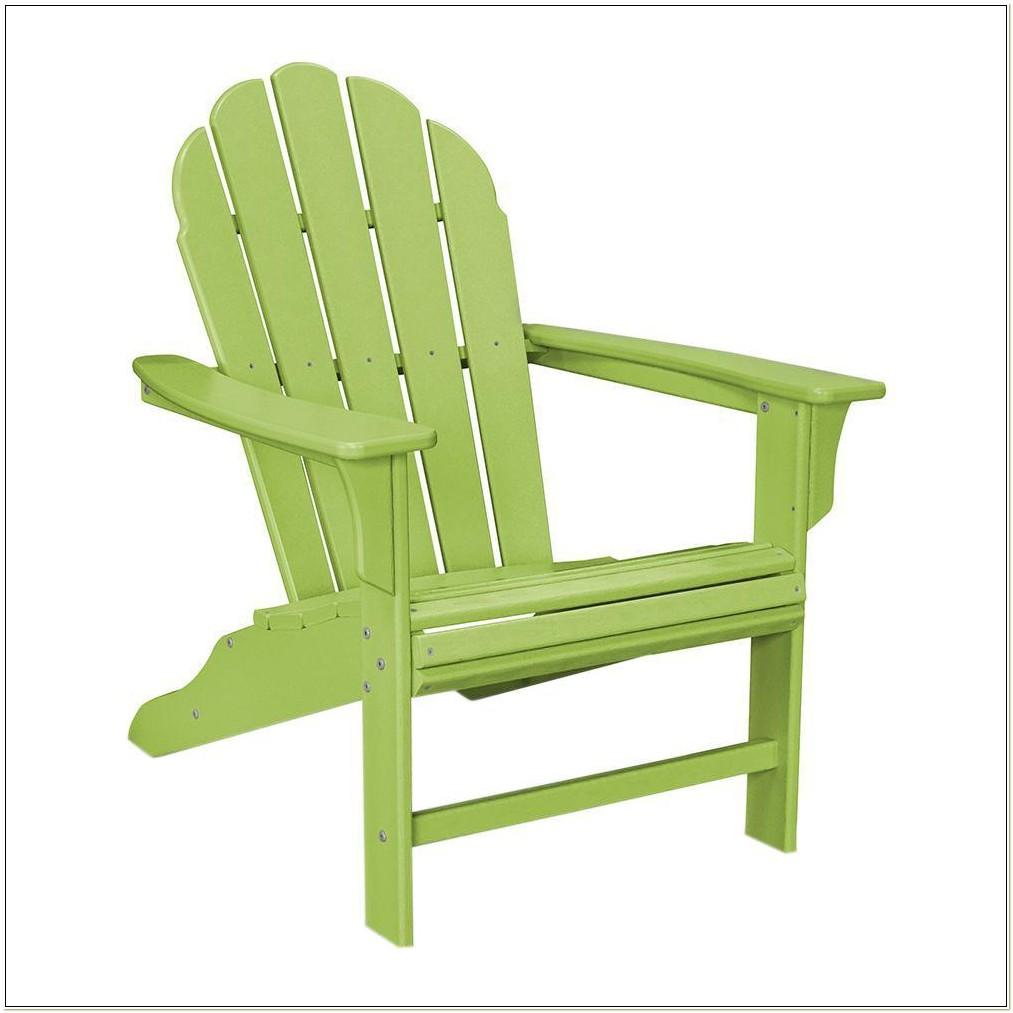Polywood Adirondack Chairs Home Depot