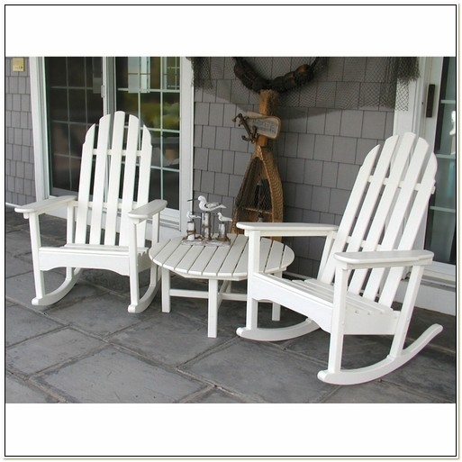 Polywood Outdoor Rocking Chairs