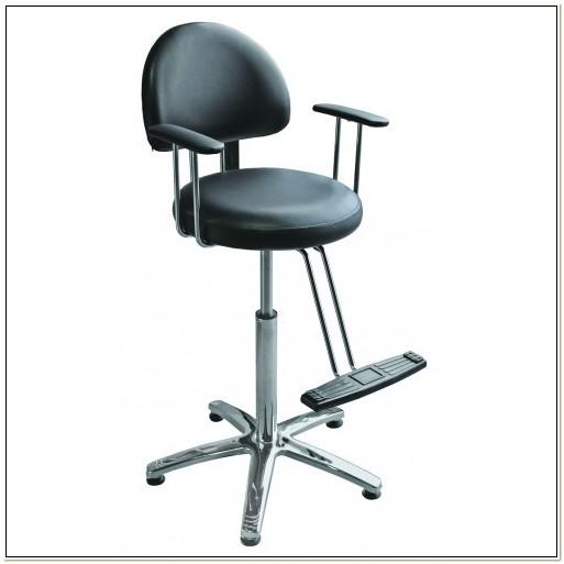 Portable Hair Salon Chair