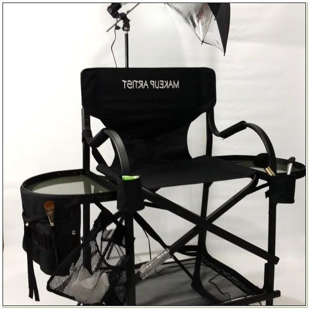 Portable Makeup Artist Chair