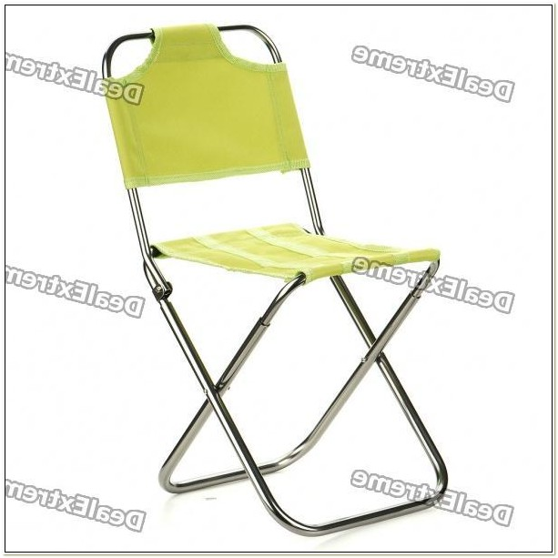 Portable Outdoor Folding Seat