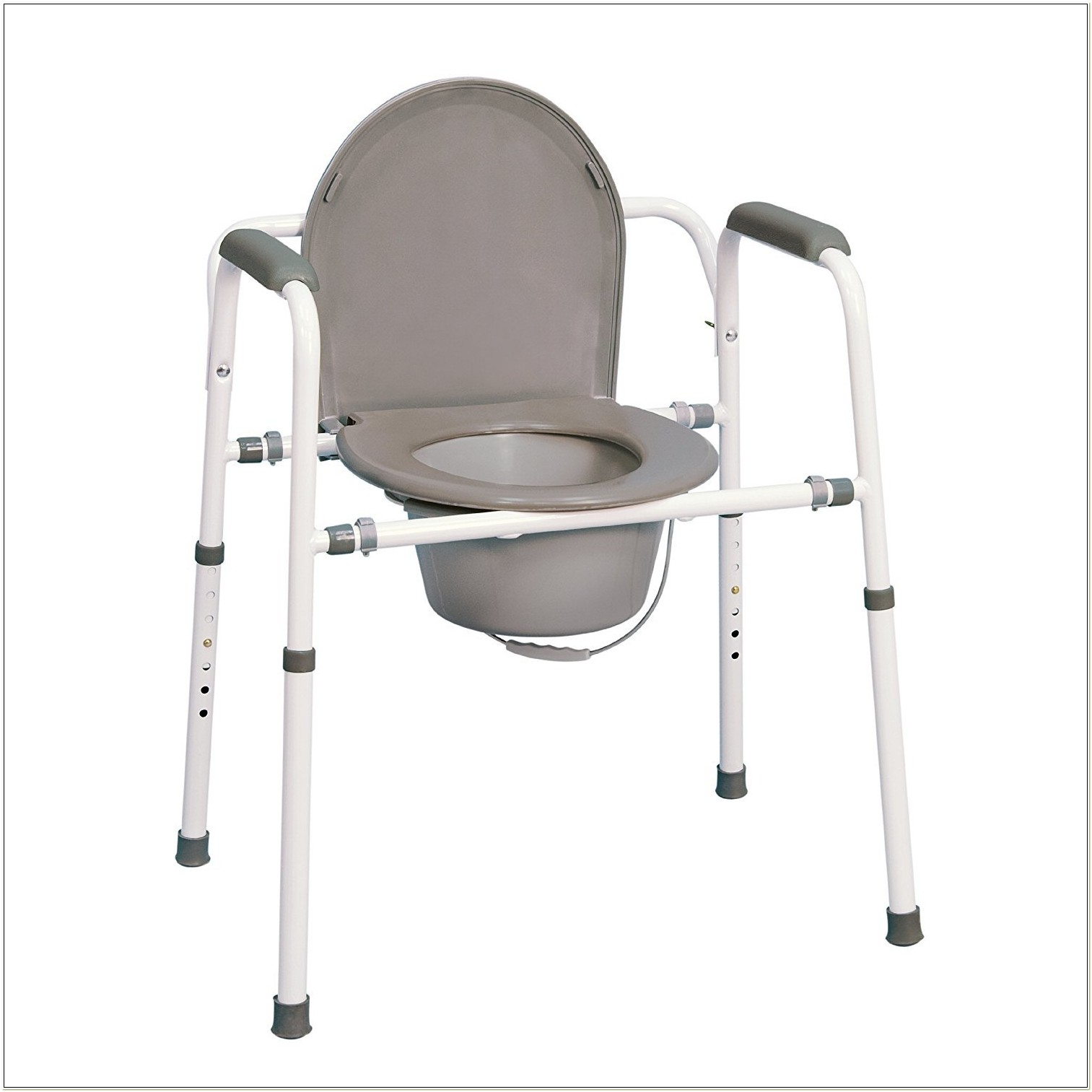 Portable Potty Chair For Adults
