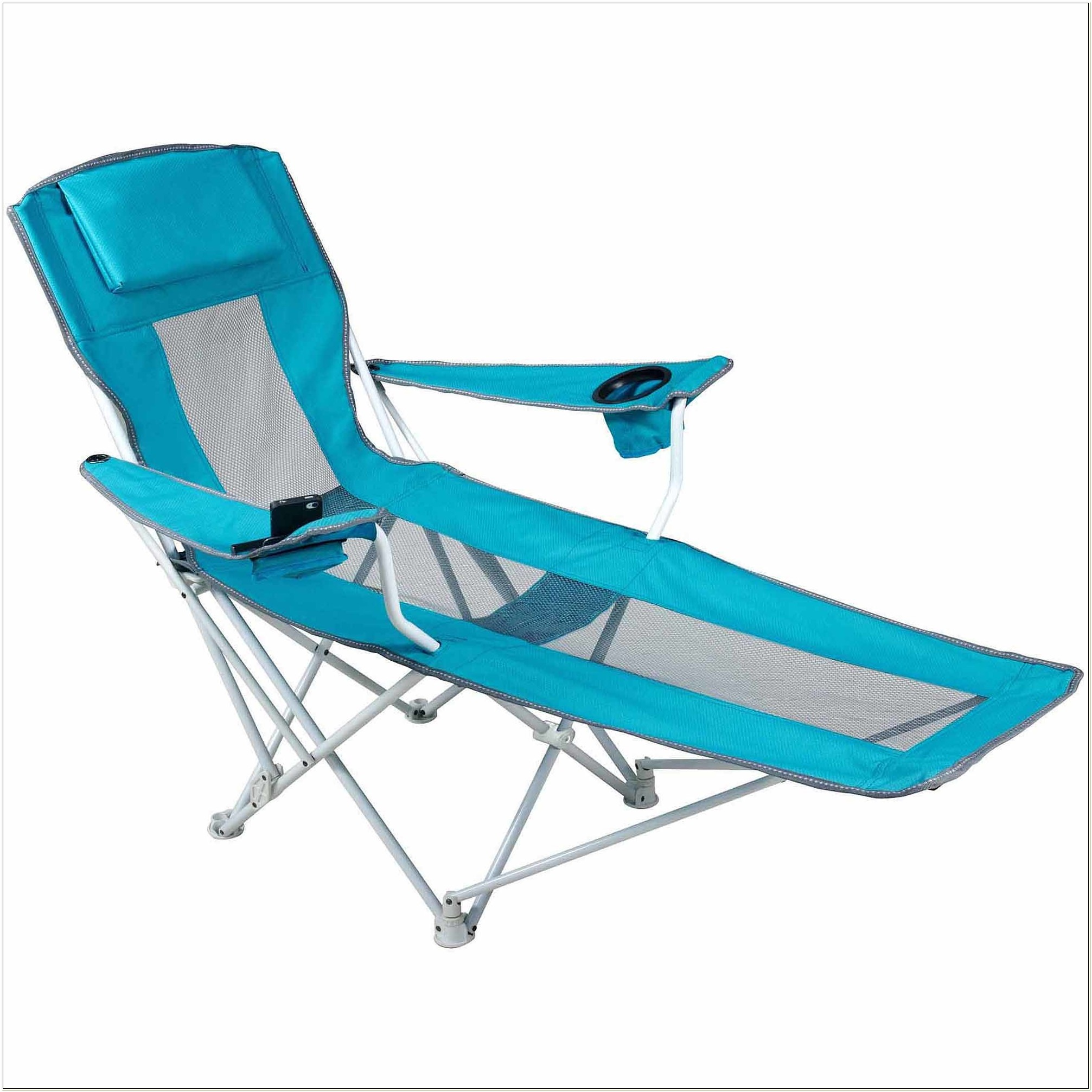 Portable Reclining Lawn Chairs