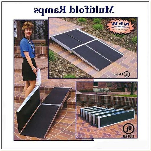 Portable Wheelchair Ramps Canada
