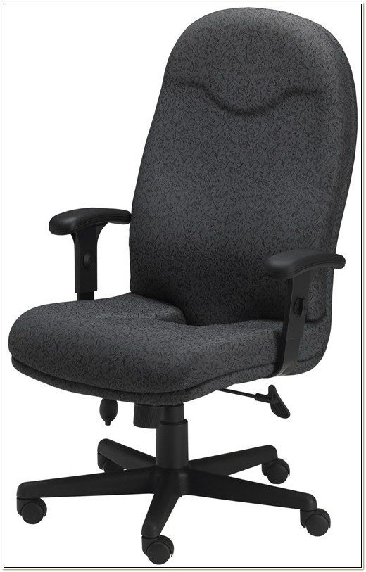 Posture Chair With Coccyx Cut Out