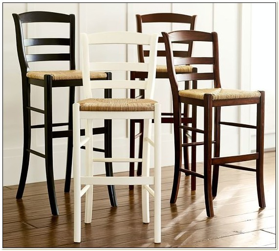 Pottery Barn Bar Chairs