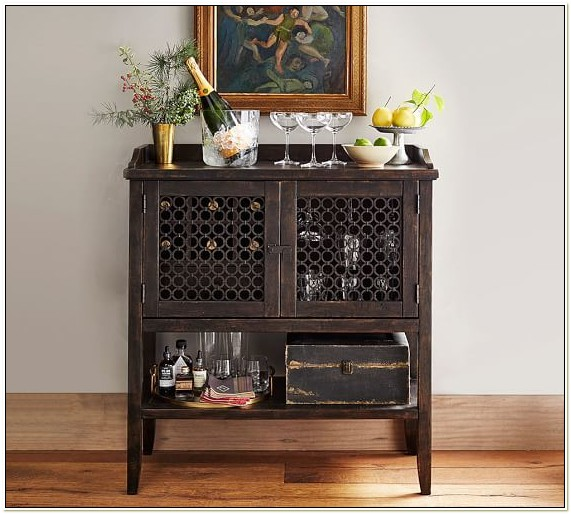 Pottery Barn Bar Furniture