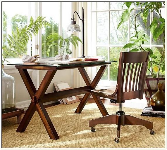 Pottery Barn Desk Chair