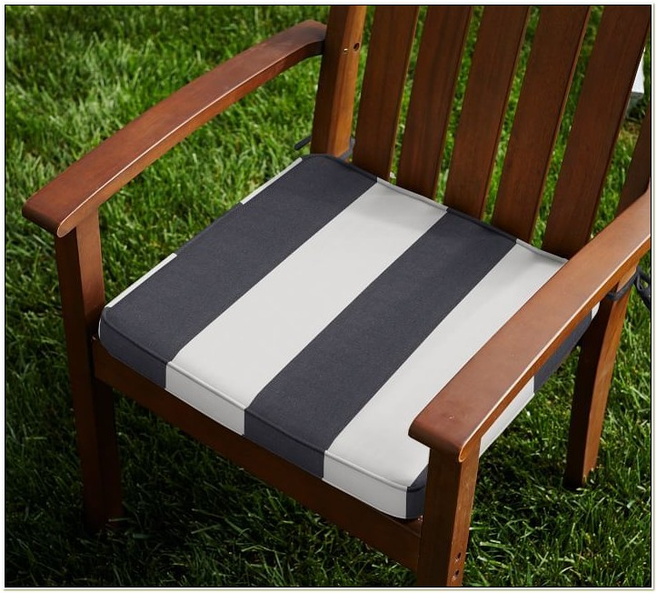 Pottery Barn Outdoor Dining Chair Cushions