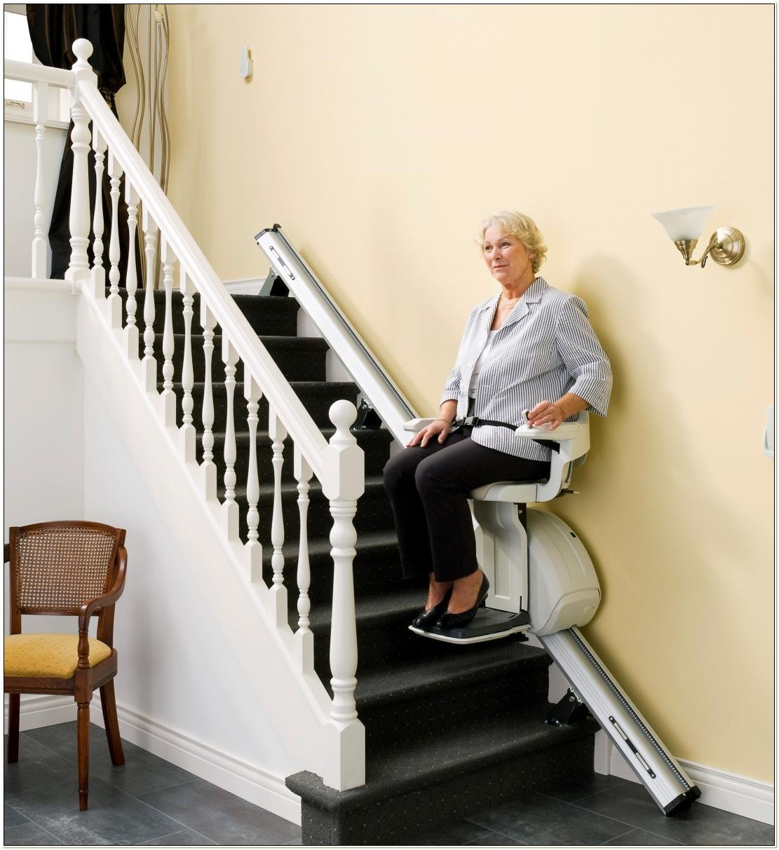 Power Chair Lift For Stairs