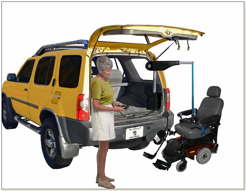 Power Chair Lift For Vehicle