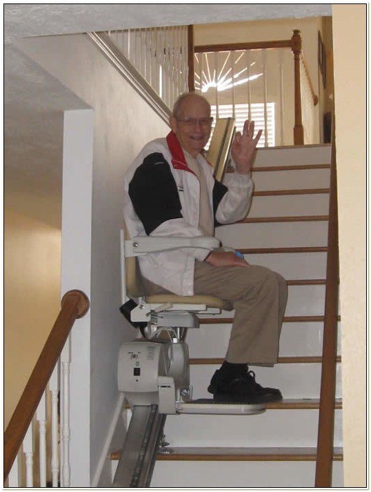 Power Chair Lifts For Stairs