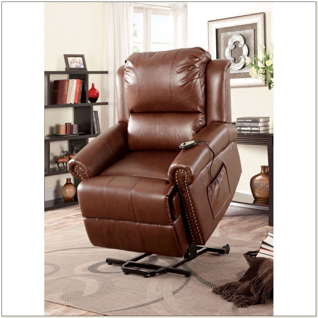 Power Lift Recliner Chairs Leather