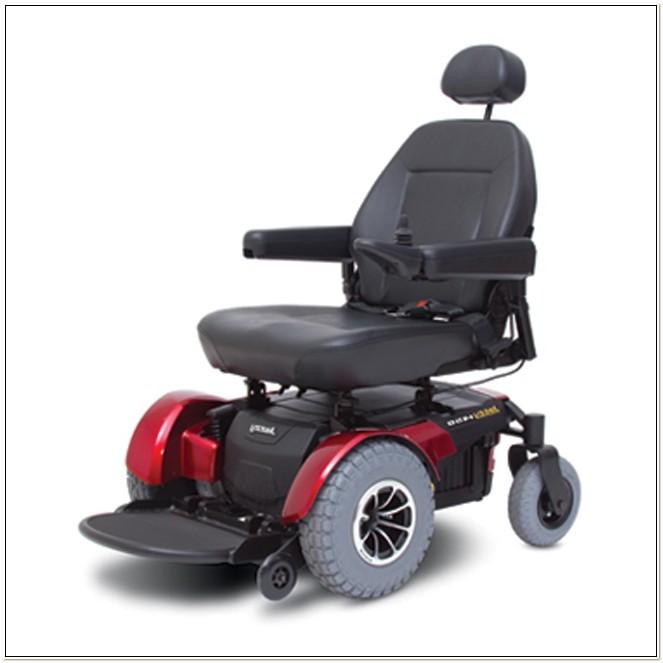 Pride Heavy Duty Power Chair