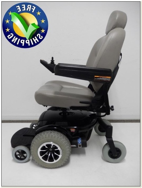 Pride Jazzy 1143 Power Chair