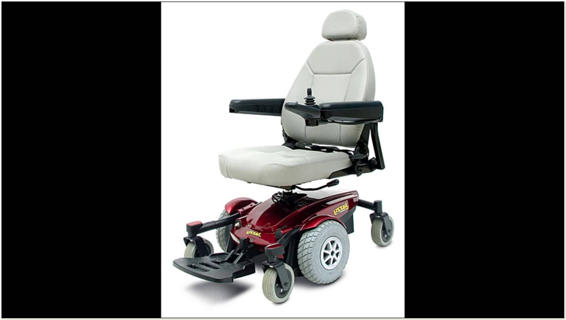 Pride Jazzy Select Power Chair Manual
