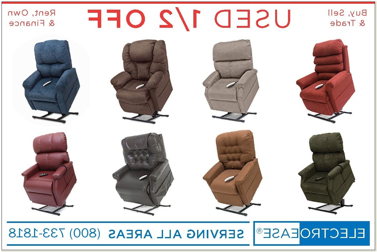 Pride Lift Recliner Chairs