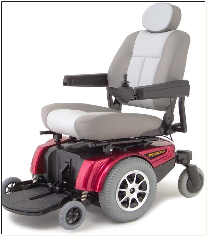 Pride Mobility Power Wheelchair Jazzy 1120