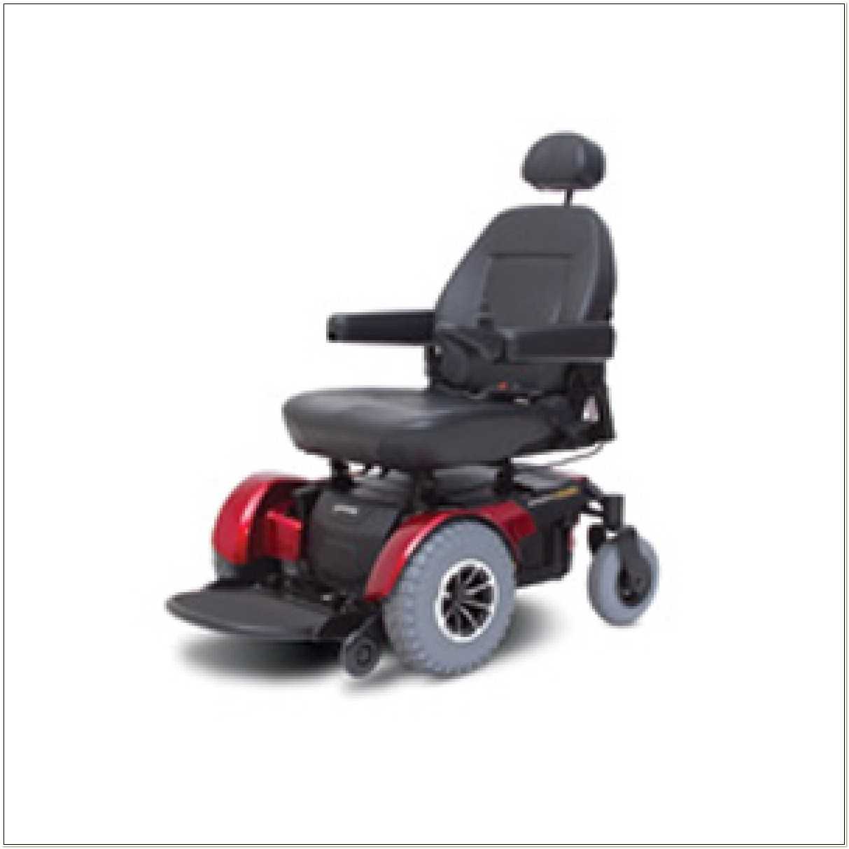 Pride Mobility Power Wheelchair Model 1121
