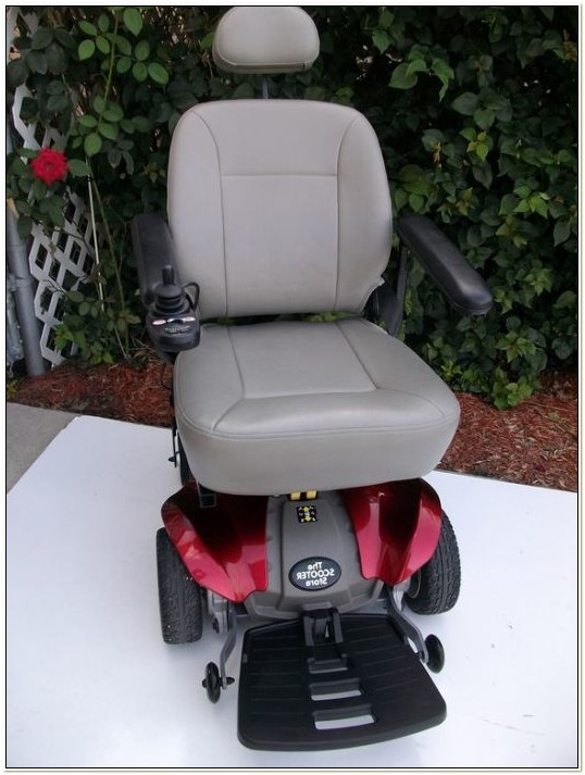 Pride Mobility Tss300 Power Chair