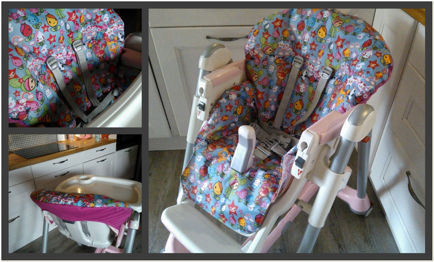 Prima Pappa High Chair Cover
