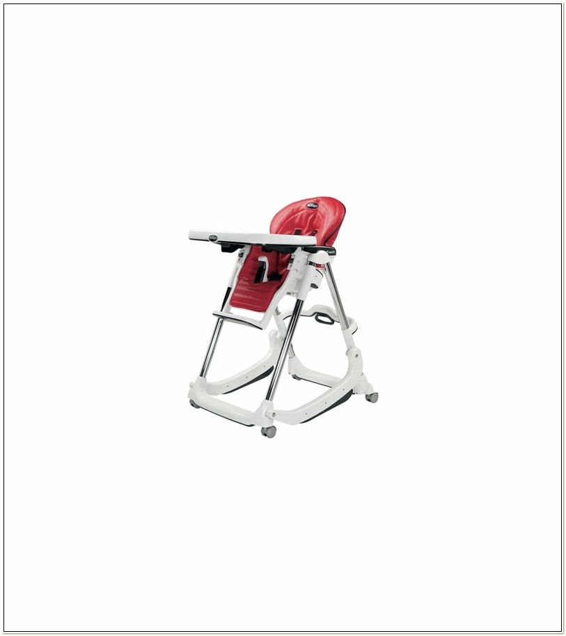 Prima Pappa Rocker Peg Perego High Chair