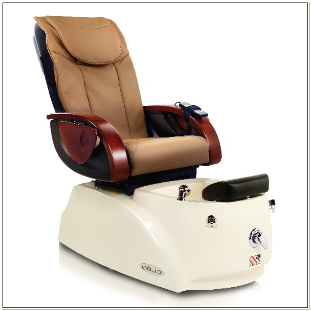 Pro Spa Pipeless Pedicure Chair