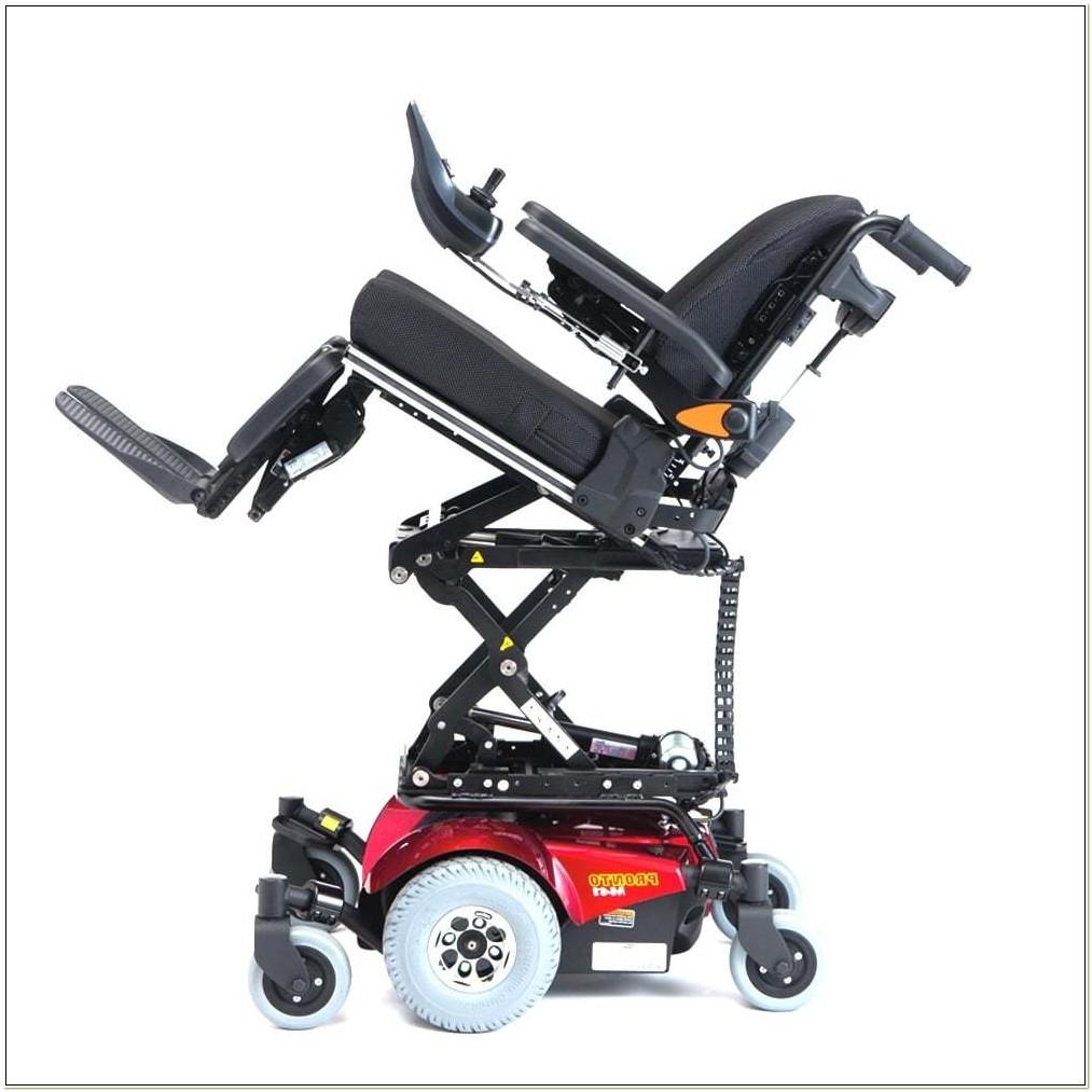 Pronto M41 Power Wheelchair Manual
