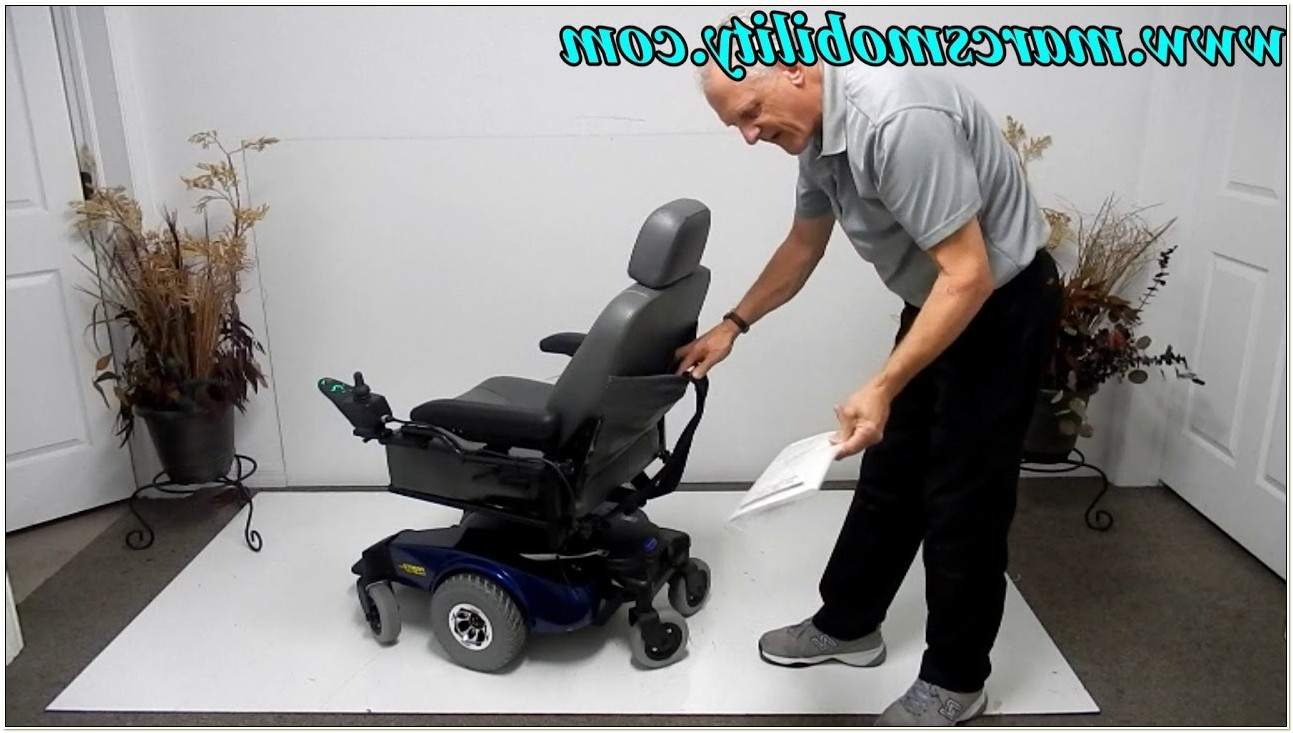 Pronto M51 Power Chair Used