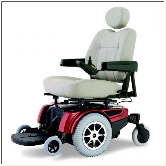Pronto M51 Power Chair