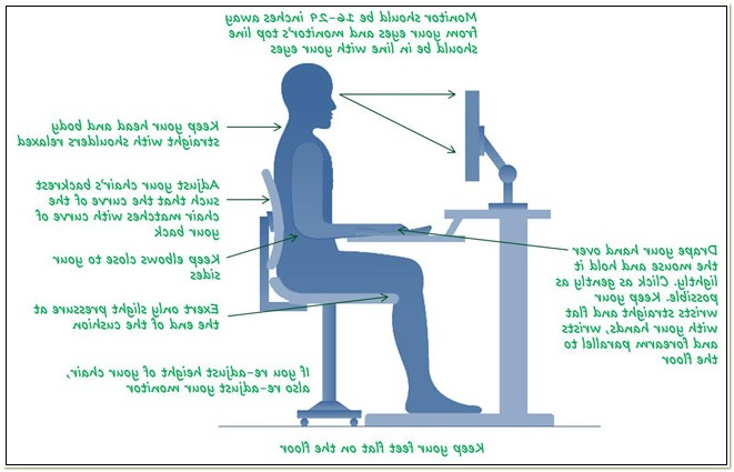 Proper Posture Office Chair