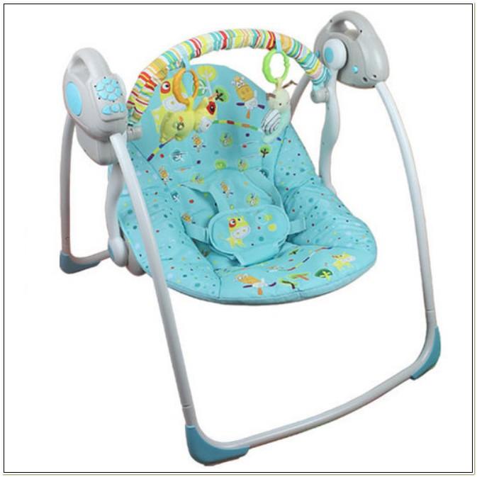 Puku Baby Electric Swing Chair