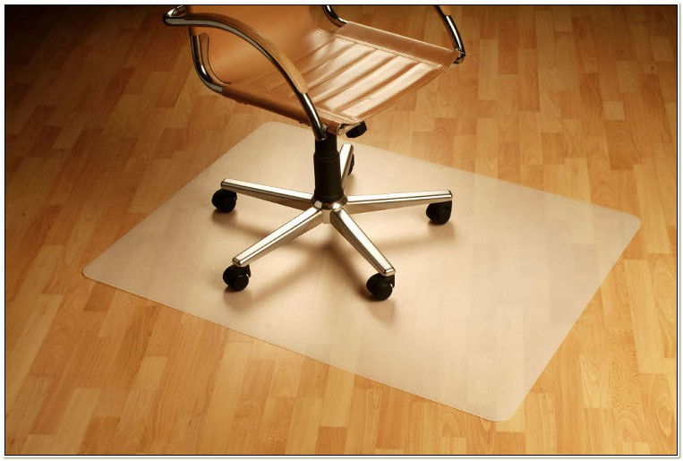 Pvc Chair Mat For Hard Floors