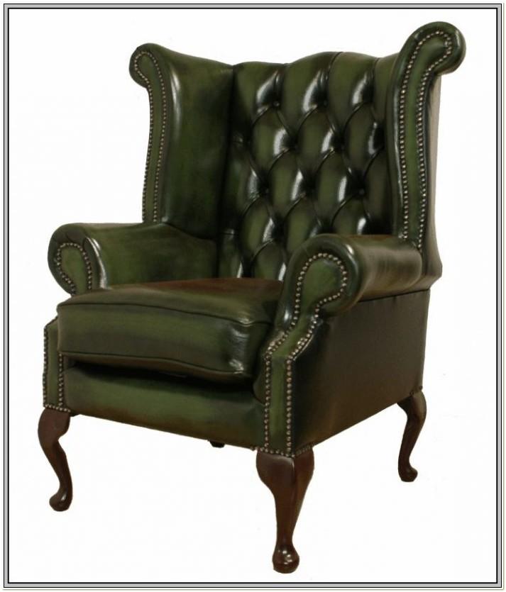 Queen Anne Chesterfield Chair Ebay Uk