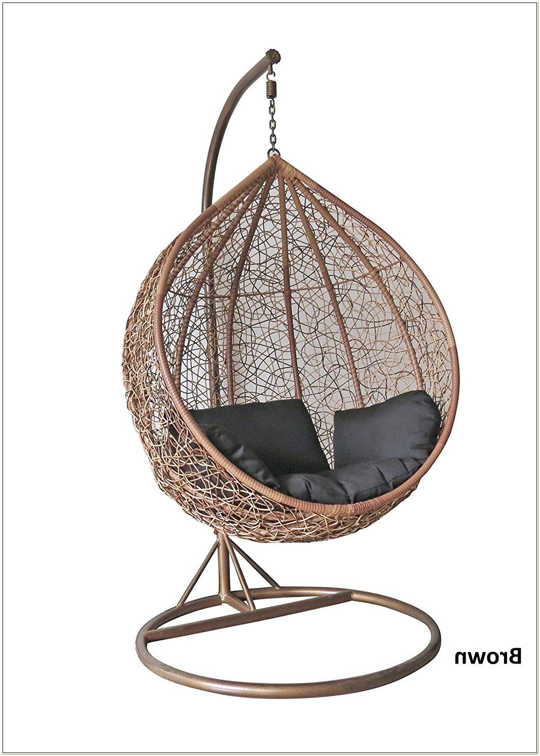 Rattan Egg Swing Chair Uk