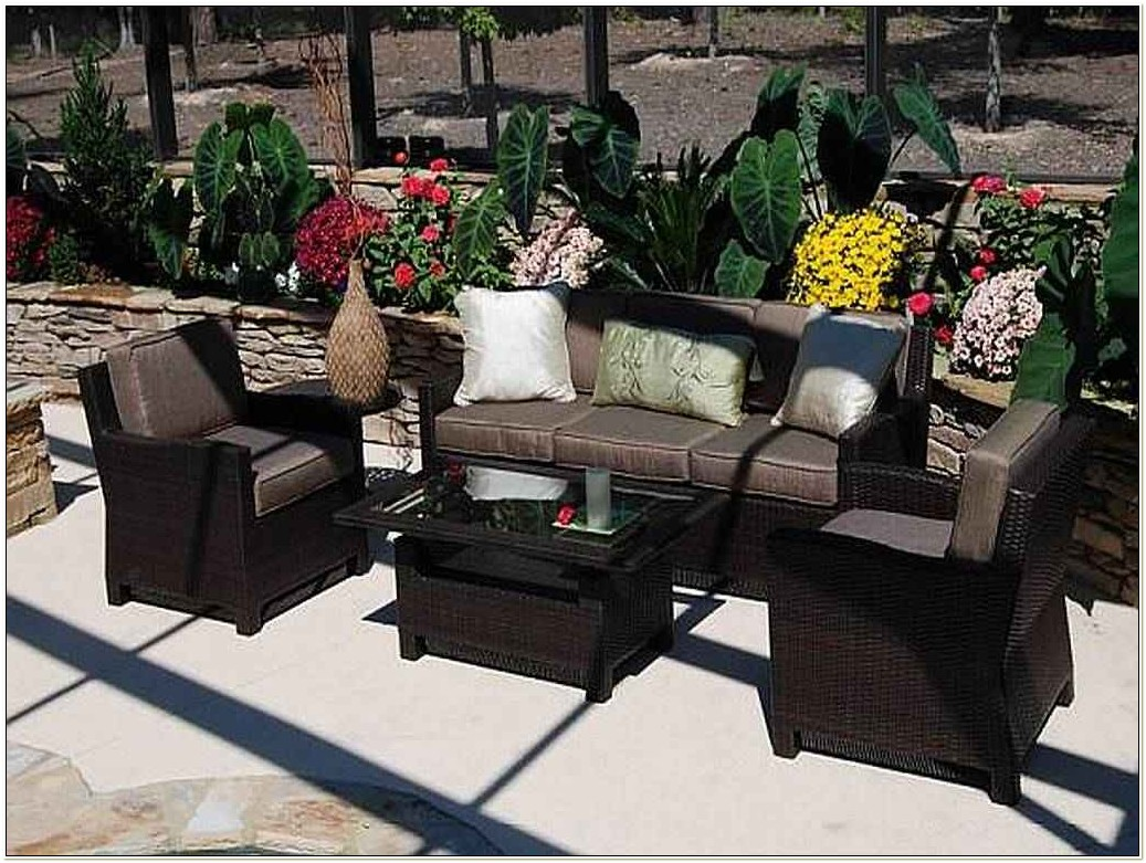 Rattan Outdoor Furniture Target